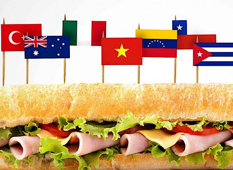 street food nel mondo