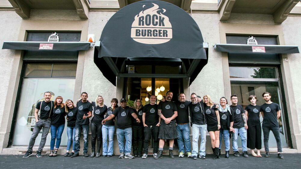 Rock Burger Milano-3